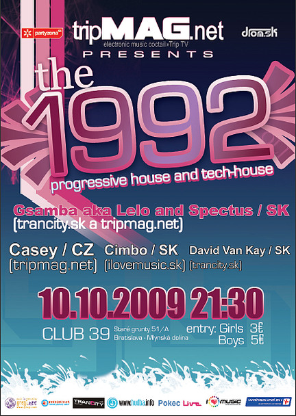 The 1992 flyer