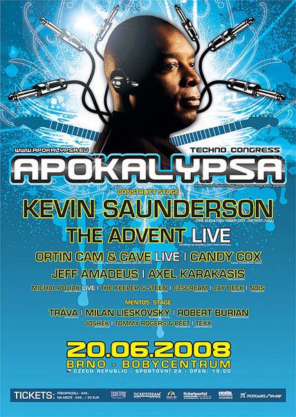 Apokalypsa 29 - Techno Congress
