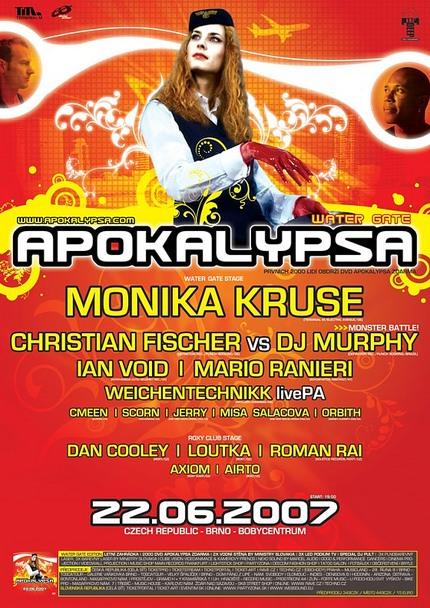 APOKALYPSA WaterGate - flyer