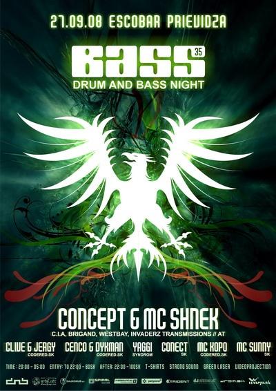 Bass 35 @ 21.09.2008