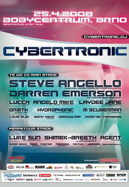 Cybertronic IV
