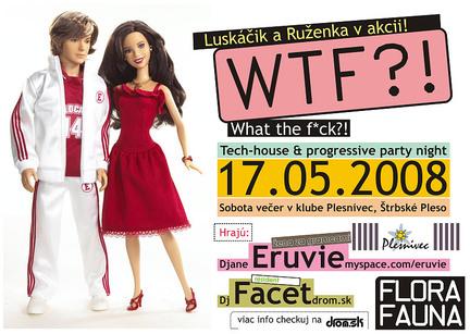 Flora & Fauna 17.05.2008 - poster