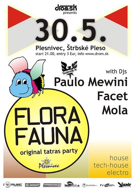 Flora Fauna 30.5.2009