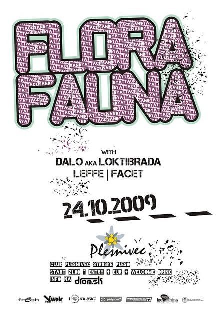Flora Fauna w/ Dalo