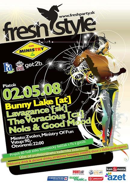 Fresh Style @ Ministry of Fun, Zvolen / SK