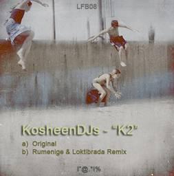 Kosheen DJs - K2
