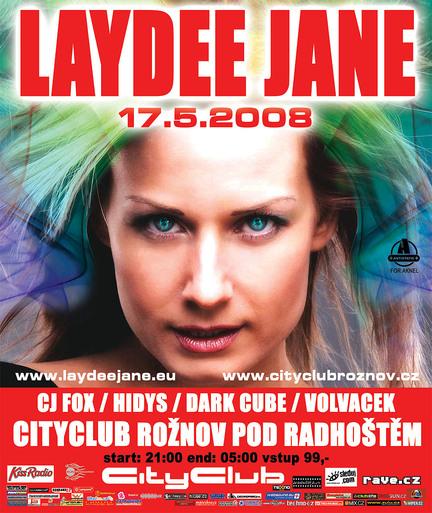 Laydee Jane @ 17.05.2008