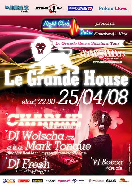 Le Grande House @ Pulso, Nitra