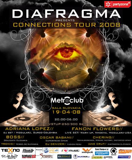 Diafragma @ Metroklub
