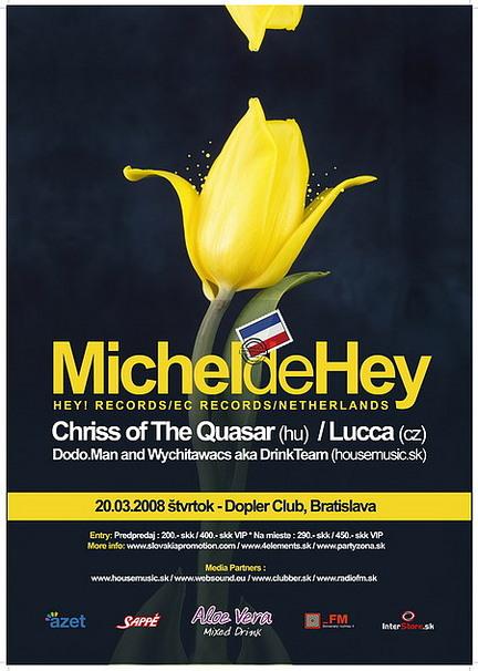 Michel de Hey @ Dopler