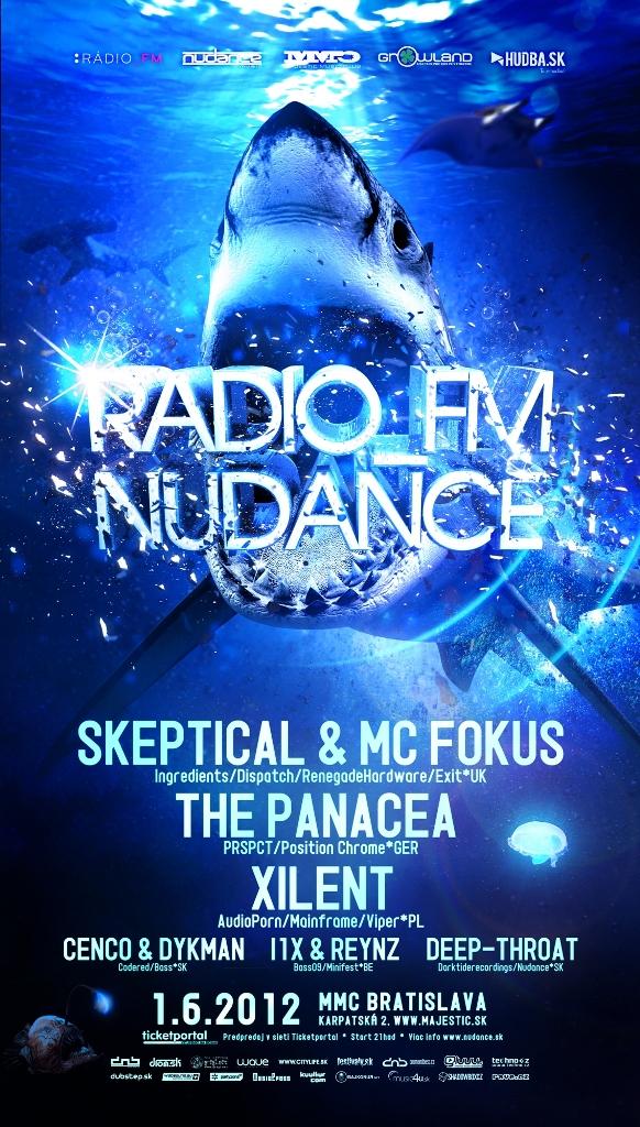 Radio_FM Nudance 1.6.2012 MMC Bratislava