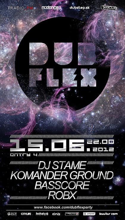 Dubflex mayhem 15.6.2012
