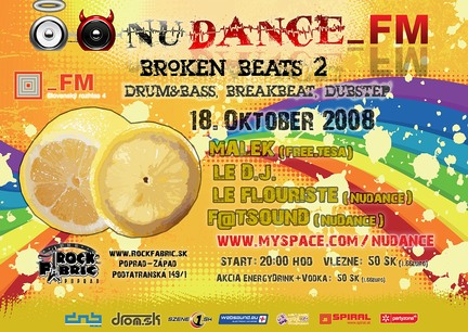 NuDance_FM Broken Beats 2