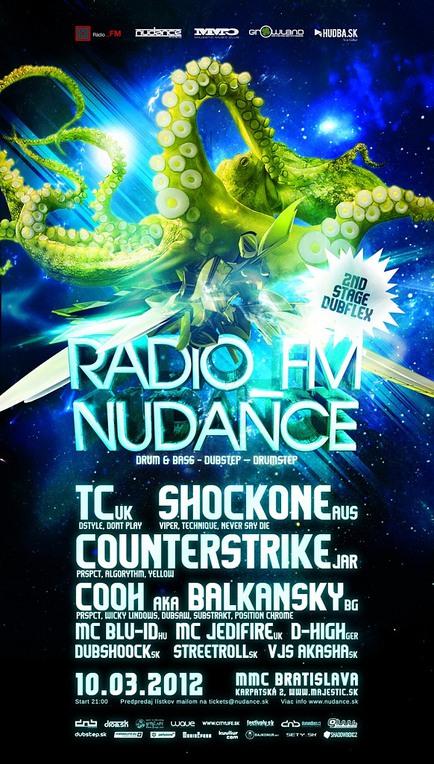Radio_FM Nudance 10.3.2012 MMC Bratislava