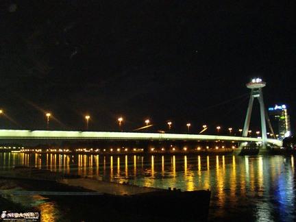 Novy most, Bratislava, pri Subclube