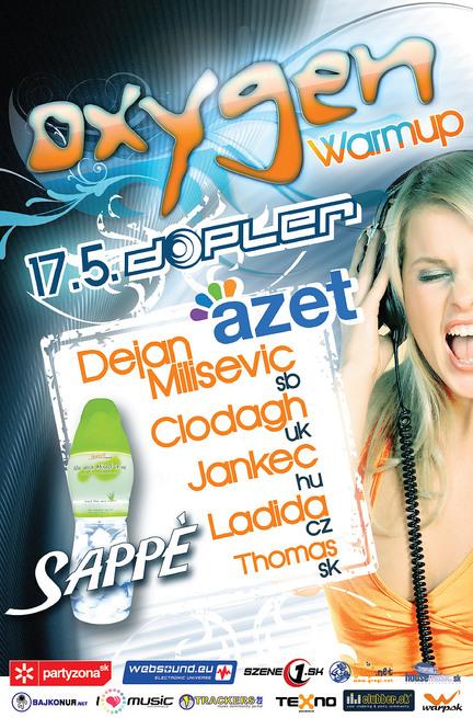 Oxygen warmup @ Dopler, Bratislava
