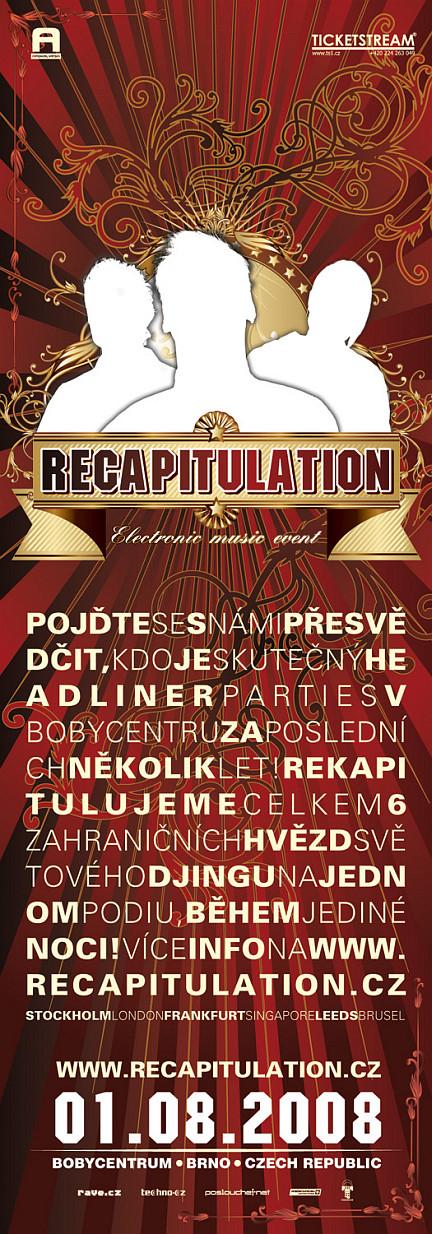 Recapitulation - flyer