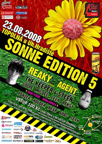 Sonne Edition @ 23.08.2008