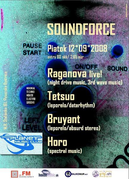 Soundforce @ 12.09.2008
