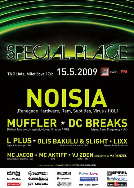 Special Place 02 with Noisia