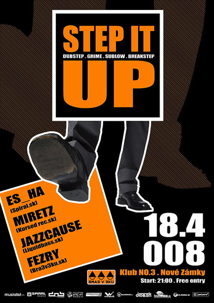 Step it up @ club NO.3