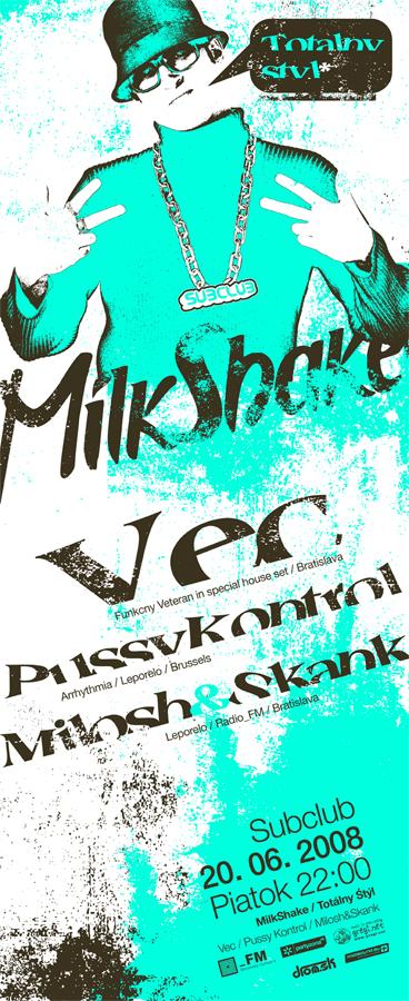 MilkShake * Totálny Štýl