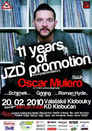 11 years of JZD promotion