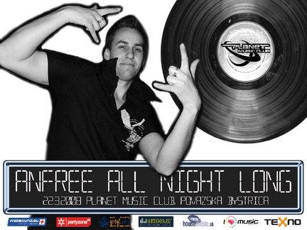 Anfree All Night Long