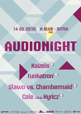 Audio night