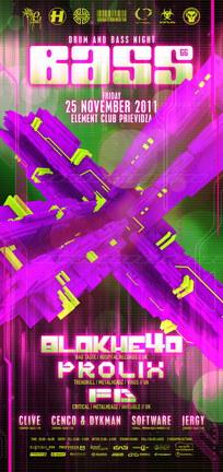 BASS 66 with BLOKHE4D, PROLIX & FD