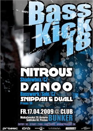 Bass Kick 18
