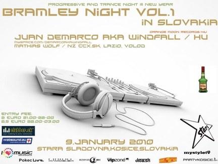 Bramley night vol.1