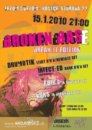 Broken Base - Break it edition