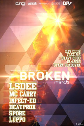 BROKEN MINDS 28 with LSDEE+MC CARRY
