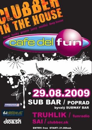 Cafe Del Fun