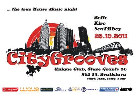 CityGrooves