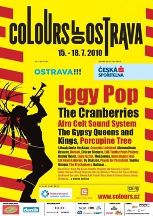 Colours of Ostrava 2010
