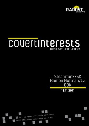Covert Interests 24