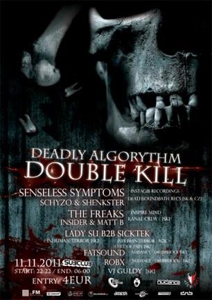 Deadly Algorythm - Double Kill edition