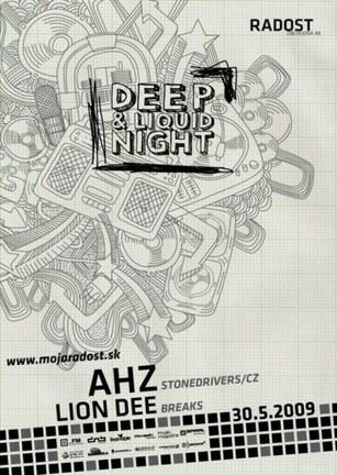 Deep & Liqud Night