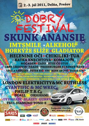 Dobrý Festival 2011