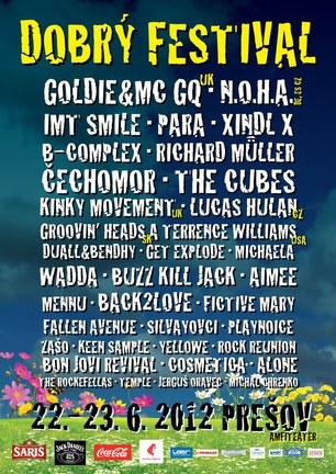 Dobrý Festival 2012