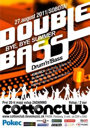 DOUBLE BASS/drum&bass/