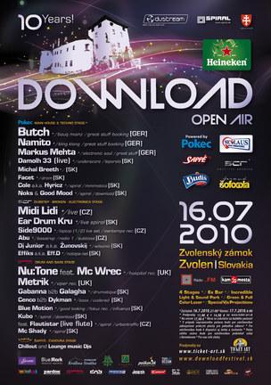 Download 2010 - 10th Anniversary