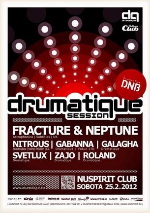 Drumatique w/ Fracture (UK)