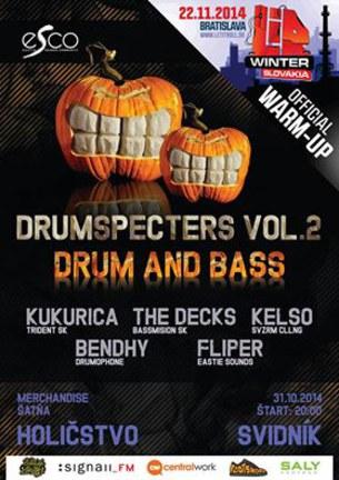 DrumSpectres vol.2