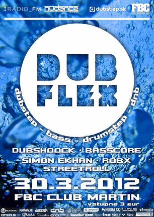 DUBFLEX @ FBC CLUB presents DUBSTEP MAYHEM