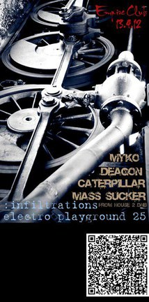 Electro Playground # 25 // Infiltrations