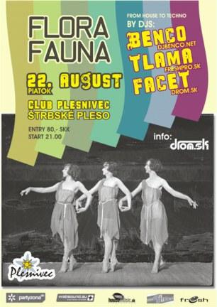 Flora & Fauna - BeTlam edition