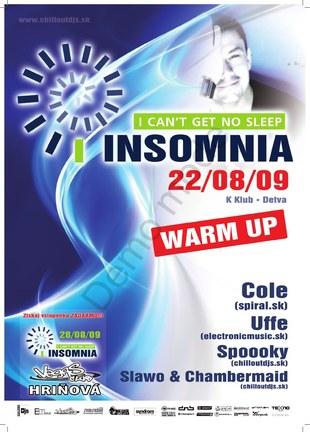 INSOMNIA - Warm Up
